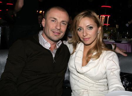 Александр Жулин и Татьяна Навка