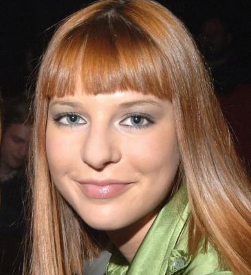 Наталья Подольская в молодости
