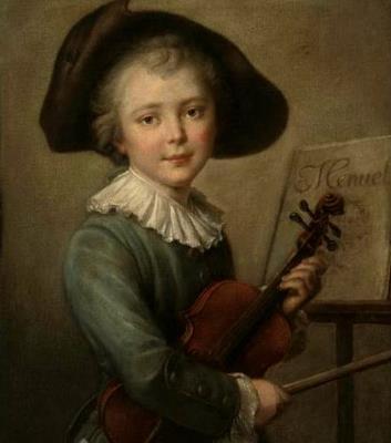 Фредерик Шопен в детстве