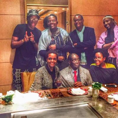 Роберт Мугабе. Семья