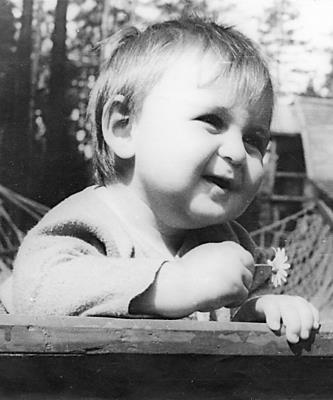 Ян в детстве