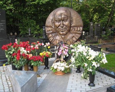 Могила Яна Арлазорова