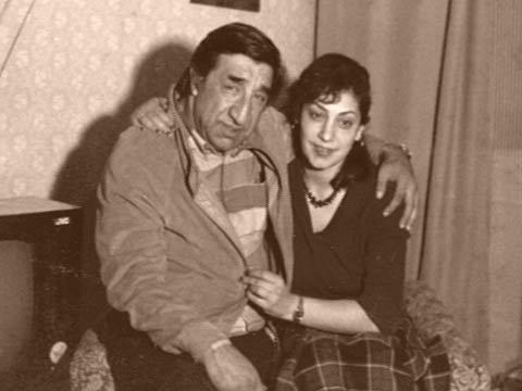 Фрунзик и Донара