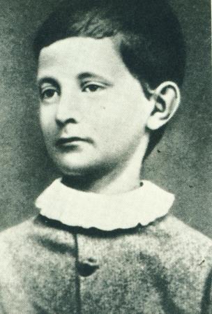 Феликс Дзержинский в детстве