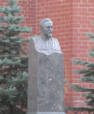 Могила Феликса Дзержинского