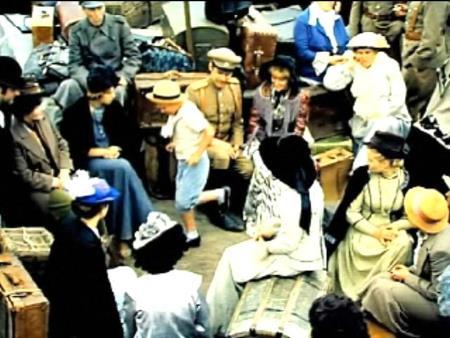 Первая роль в кино юного Максима в фильме «Похождения графа Невзорова»