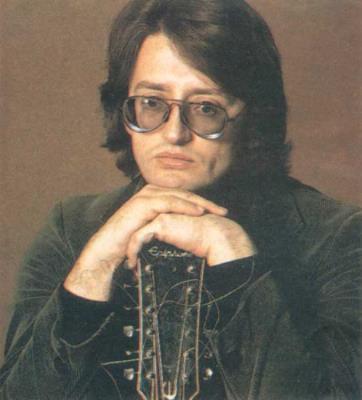 Александр Градский в молодости