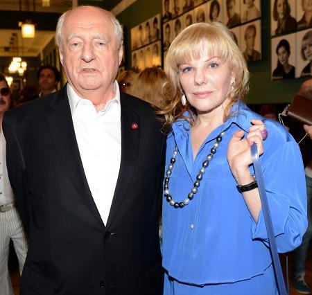 Александра и Марк Захаровы