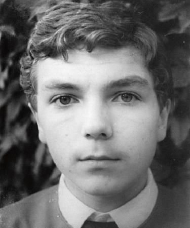 Юра Николаев в детстве
