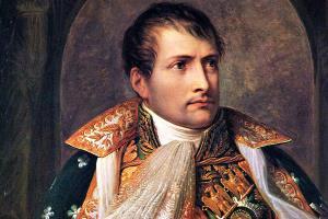 Наполеон Бонапарт - история любви императора