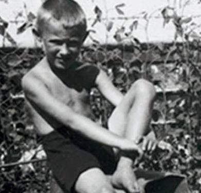 Ингвар в детстве