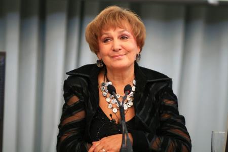 Телеведущая Татьяна Судец