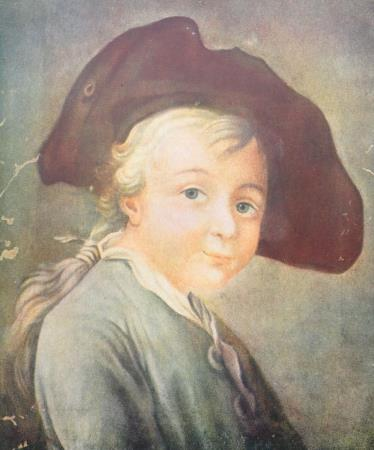 Суворов в детстве