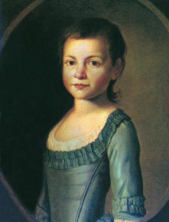 Дочь Суворова Наталья