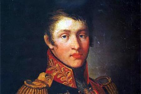 Сын Аркадий Суворов