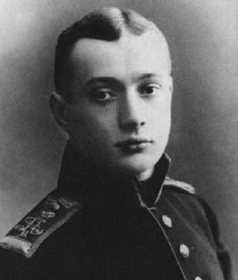 Алексей Брусилов в молодости