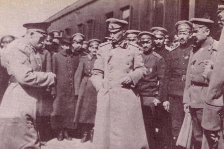 Генерал Алексей Брусилов 1914 г.