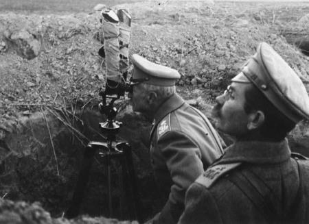 Алексей Брусилов и Ханжин 1916 г.