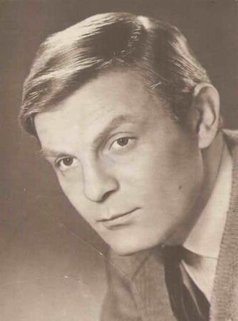 Юрий Назаров в молодости