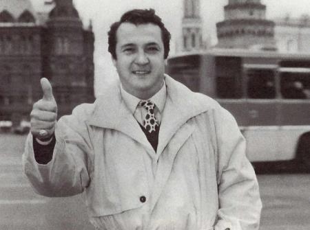Робертино Лоретти в Москве