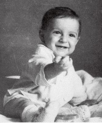 Гена Хазанов в детстве
