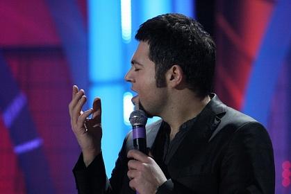 Алексей Чумаков на сцене