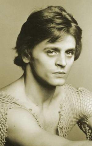 Михаил Барышников в молодости