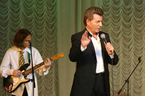 Ярослав Евдокимов на сцене