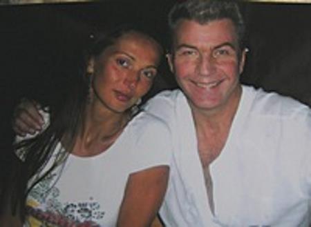 Певец с дочерью Галиной