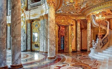 Дом Алишера Усманова