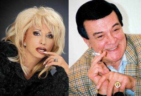Ирина Аллегрова и Муслим Магомаев