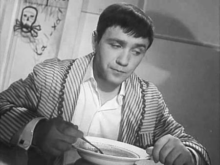 Леонид Куравлев в молодости