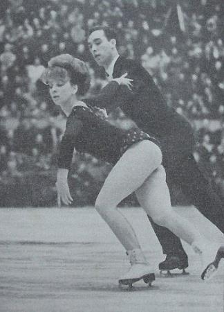Татьяна Тарасова и Георгий Проскурин