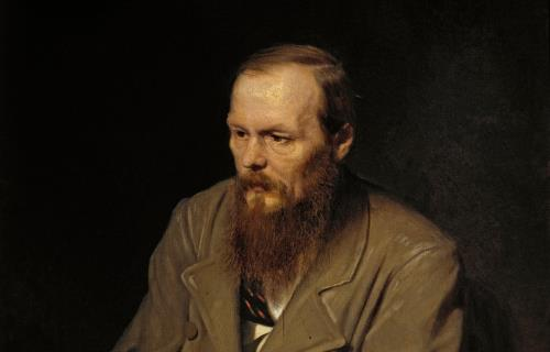 Писатель Федор Михайлович Достоевский
