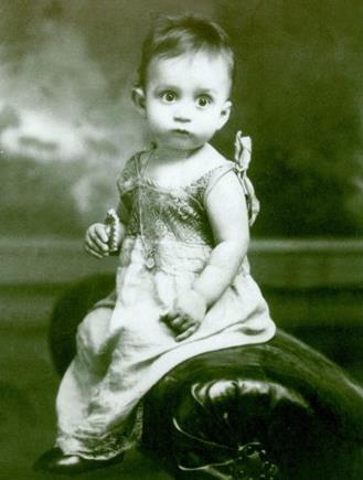 Габриэль Гарсиа Маркес в детстве
