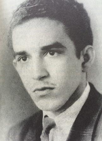 Маркес в молодости