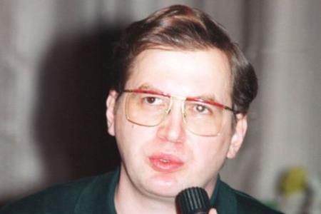 Сергей Мавроди в молодости