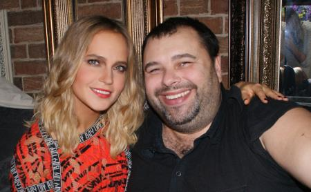 Максим Фадеев и Наталья Ионова