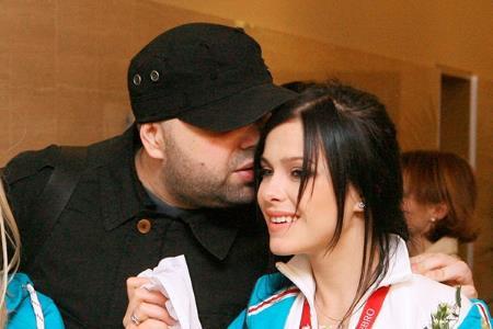 Максим Фадеев и Елена Темникова