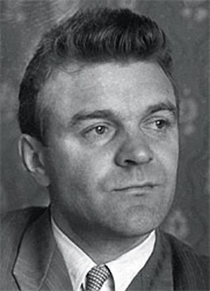 Юрий Бондарев в молодости