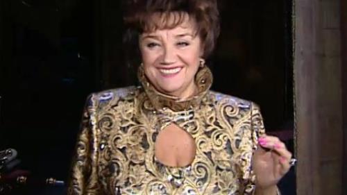 Тамара Синявская в Большом Театре