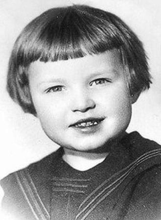 Патриарх Кирилл в детстве