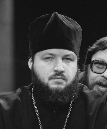 Патриарх Кирилл в молодости