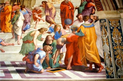 Ученики Пифагора