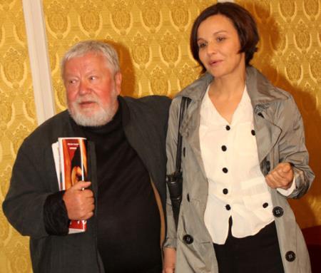 Татьяна Друбич и Сергей Соловьев