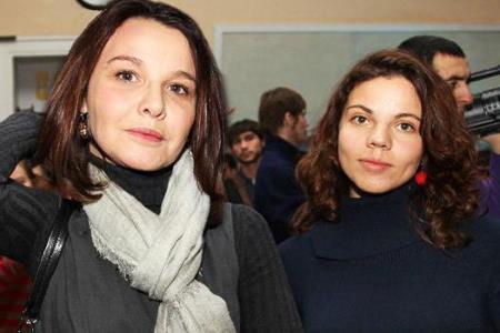 Анна Соловьева - дочь Сергея Соловьева и Татьяны Друбич