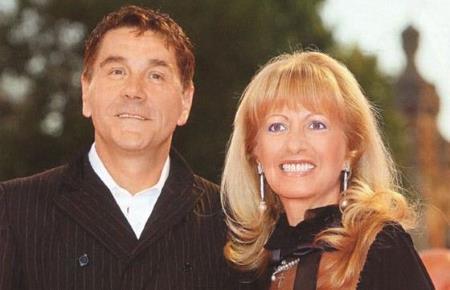 Сергей Маковецкий с супругой Еленой Демченко