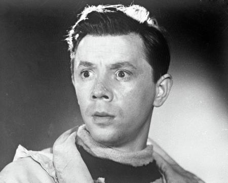 Олег Анофриев в молодости