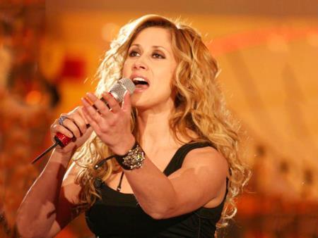 Лара Фабиан на сцене