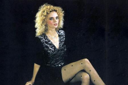 Марина Журавлева в молодости